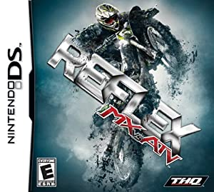 MX -vs- ATV: Reflex - Nintendo DS Standard Edition
