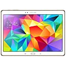 "Samsung Galaxy Tab S Tablette tactile 10,5"" (16 Go, Android KitKat 4.4, Bluetooth 4.0, Wi-Fi, Blanc)"
