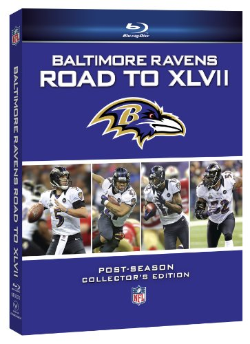 NFL: Baltimore Ravens: Road to XLVII [Blu-ray]
