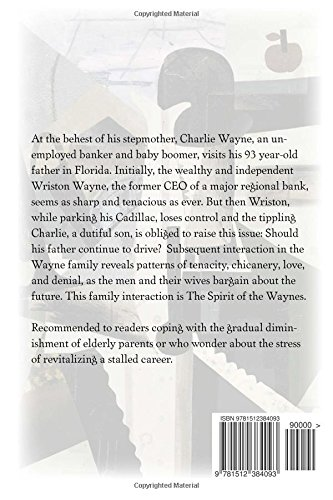 The Spirit of the Waynes: Volume 5 (The Business Cycle)