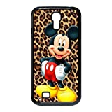 Mystic Zone Mickey Mouse Samsung Galaxy S4 Case for Samsung Galaxy S4 Hard Cover Popular Cartoon Fit Cases SGS0022