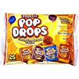 Tootsie Pop Drops -Tootsie Roll- 25 Mini Bags/ Snack Size