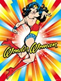 Wonder Woman -- DC Comics -- Oversized Fabric Poster