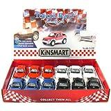 "12 Pcs In Box: 5"" Toyota Rav 4 1:32 Scale (Black/Blue/Red/White)"