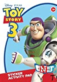 Toy Story 3 Activity Sticker Pad