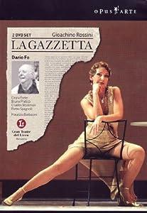 Rossini, Gioacchino - La Gazzetta (2 DVDs + NTSC)