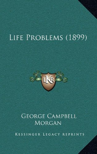 Life Problems (1899)