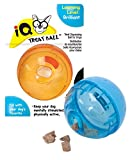 BEST OFFER!!!OurPets Smarter Toys IQ Treat Ball Dog Toy, 5 Inches (Colors may vary)