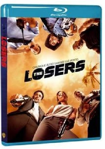 The losers (+digital copy) [Blu-ray] [IT Import]
