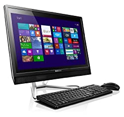 Lenovo IdeaCentre C560 23-Inch All-in-One Touchscreen Desktop (57324512)