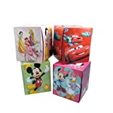 8 Disney Facial Tissue Box Holder Sofitel Cars Princess Toy Story Mickey Minnie