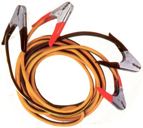 4 Gauge X 20 Feet Heavy Duty Jumpstart Booster CablesB0000AXAUQ : image