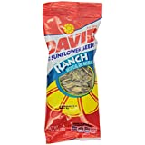 David Sunflower Seeds, Ranch, 1.625-Ounce Unpriced Tubes (Pack of 12)