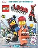 The LEGO® Movie Das große Stickerbuch: Über 1.000 tolle Sticker