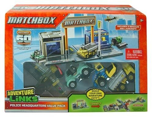 DDI 1471806 Mattel Matchbox Core Dc Bundle Case Of 4