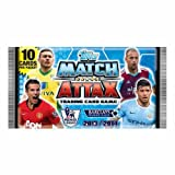 Match Attax 2013 - 2014 Packs (10 Packets)
