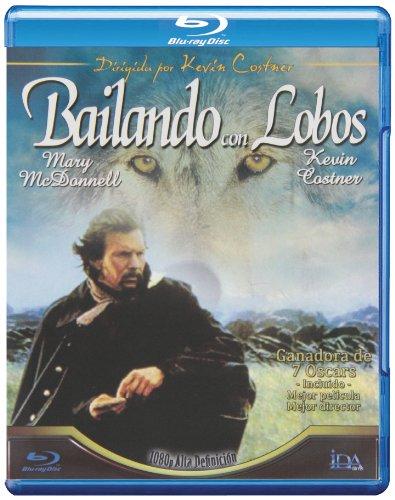 Bailando Con Lobos [Blu-ray]