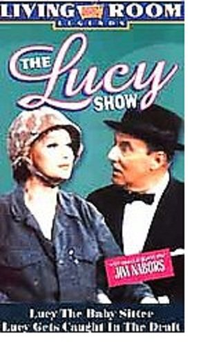 The Lucy Show (Lucy the Baby Sitter & Lucy Gets Caught in the Draft) - Jim Nabors (Guest Star)