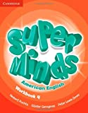 img - for Super Minds American English Level 4 Workbook book / textbook / text book