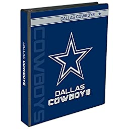C.R. Gibson 3-Ring Binder, Dallas Cowboys (N907249WM)