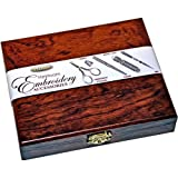 Sullivans Heirloom Embroidery Accessories in Keepsake Box