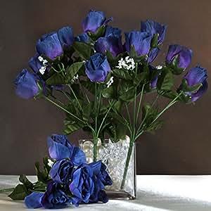252 silk buds roses wedding flowers bouquets sale navy blue kitchen home. Black Bedroom Furniture Sets. Home Design Ideas