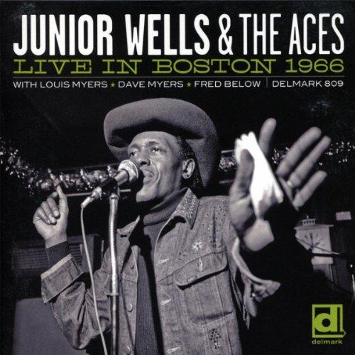 Junior Wells - Live in Boston 1966