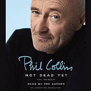 Not Dead Yet Audiobook