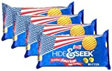 #1: Hypercity Combo - Parle Hide and Seek Biscuits American Butter, 200g (Buy 3 Get 1, 4 Pieces) Promo Pack