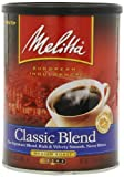 Melitta Coffee, Classic Blend Ground, Medium Roast, 11-Ounce