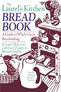 I love the Laurel's Kitchen Bread Book for making whole-grain bread by hand