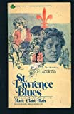 img - for St. Lawrence Blues (New Canadian Library) book / textbook / text book