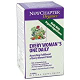 New Chapter Every Woman's One Daily, 30 Count ~ New Chapter