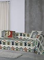 Euromoda Foulard Casetas (Multicolor)