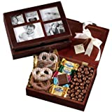 Broadway Basketeers Chocolate Photo Gift Box (Kosher) ~ Broadway Basketeers