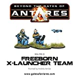 Beyond The Gates Of Antares, Freeborn X launcher Team