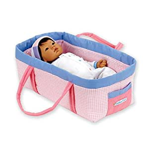Amazon com middleton doll company padded baby carrier toys amp games
