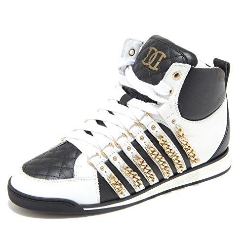 4513M sneakers nere donna DSQUARED D2 scarpe women shoes [39]