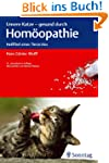 Unsere Katze - gesund durch Hom�opath...