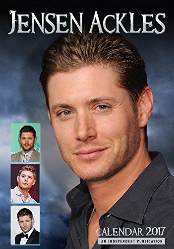 Jensen Ackles Calendar - Calendars 2016 - 2017 Wall Calendars - Supernatural Calendar - Movie Wall Calendar - Sexy Men Calendar - Poster Calendar - Celebrity Calendars by Dream
