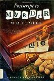 img - for Postscript to Murder: A Lennox Kemp Mystery book / textbook / text book