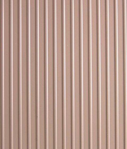 G-Floor Garage/Shop Floor Coverings - 7 1/2ft. x 17ft., Ribbed Design, Sandstone, Model# GF717SA