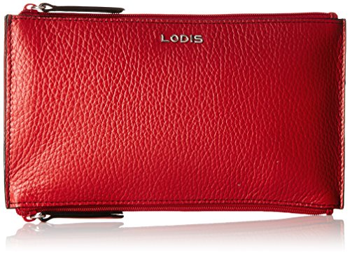 lodis-kate-lani-double-zip-pouch-wallet-red-one-size