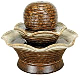 Nature's Garden Tiered Tabletop Garden Fountain (Discontinued by Manufacturer)