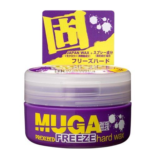 MUGA フリーズハードワックス 85g