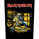 Iron Maiden - Backpatch Piece of mind (in 23,5 cm x 20 cm)