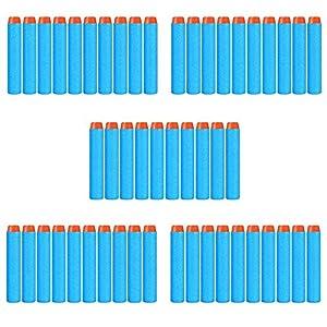 Nerf N-Strike Elite Dart , 200pcs 7.2cm Refill Darts for Nerf N-strike Elite Series Blasters Toy gun