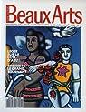 BEAUX ARTS MAGAZINE [No 59] du 01/07/1988 - ANNEES 50 LE GRAND TOURNANT par Beaux Arts Magazine