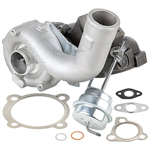 New Turbo Kit W/ Premium Quality Turbocharger & Gaskets For Vw Beetle Golf Jetta - BuyAutoParts 40-80111IK New (Turbo Kit For Jetta compare prices)