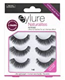 Eylure Naturalites Intense No 140 Black - Pack of 3